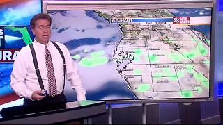 Florida's Most Accurate Forecast with Denis Phillips on Tuesday, December 19, 2017