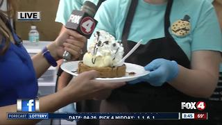 Food truck Friday: Serious Cookie Company 8:45AM - Video