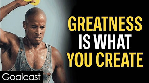 This Is How You Condition Your Mind To Achieve Anything | David Goggins | Compilation Goalcast