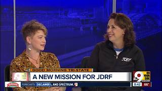 Crystal Bowersox, American Idol finalist, at JDRF Southwest Ohio Type One Nation Summit - Video