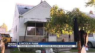 Woman dies after shooting in Lincoln Park