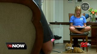 New Recovery Program Using Dogs to Help Addicts - Video