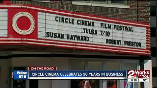 Circle Cinema celebrates 90 years in business - Video