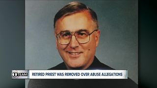 I-Team: Buffalo diocese forced out priest, hid abuse allegations from public - Video