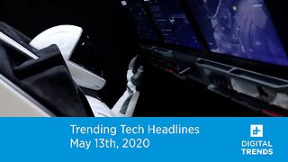 Top Trending Tech Headlines 5.13.20
