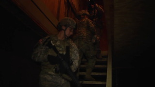 Vermont Army Guard Medics Conduct Urban Rescue Training - Video