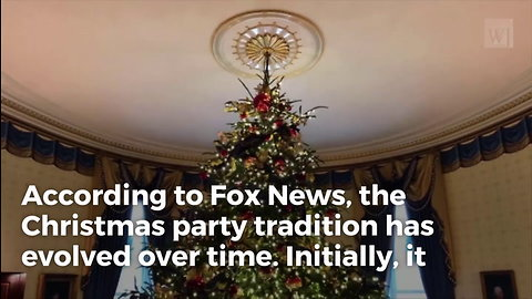 Trump Ruins Spoiled Reporters' Holidays By Nixing Wh Christmas Party They Love So Much