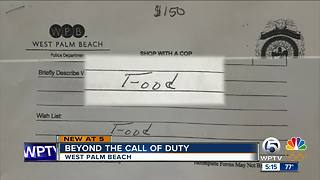 West Palm Beach family asks for food for Christmas - Video