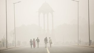 WHO: More Than 90 Percent Of Kids Around The World Breathe Toxic Air