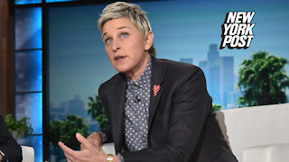 Ellen DeGeneres: I'm ending show because it's 'not a challenge anymore'