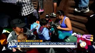 Executive order affects local children's centers - Video