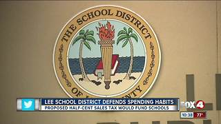 District under fire for its spending