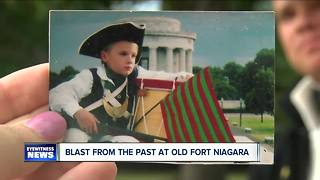 Blast from the past at Old Fort Niagara - Video