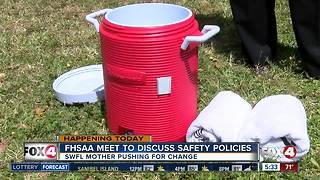 Florida mother fights for heat safety policies - Video