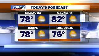 Meteorologist Brian Niznansky's Tuesday morning Storm Team 4cast
