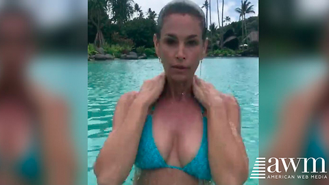 Social Media Video Post By 51-Year-Old Cindy Crawford Is Causing A Huge Stir