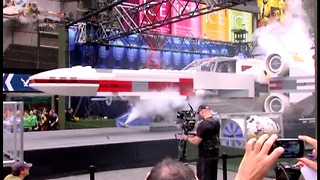 World's Largest Lego Model - Video