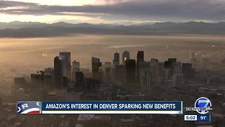 Amazon HQ2 attention in Denver prompts interest by other companies