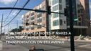 New Developments Raise Questions About 8th Ave South - Video