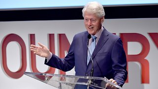 Clinton Says NBC Interview About Lewinsky Wasn't His 'Finest Hour'