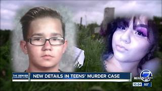 Colorado Springs teens killed execution-style and begged for lives, affidavits say - Video