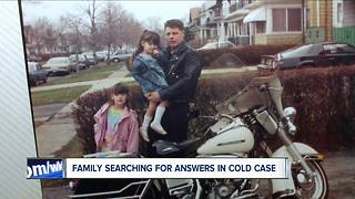 Family searching for answers in cold case - Video