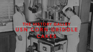 The History Galley: Corn Griddle Cakes
