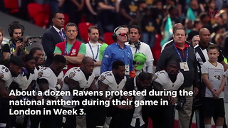 Ravens Admit Anthem Protests Have Caused Lower Attendance - Video