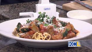 Italian food from Johnny Cascone's Italian Restaurant - Video