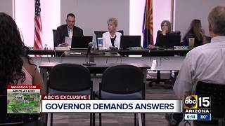 Governor demands answers from AZ Dental Board after ABC15 report on dentist anesthesiologist - Video