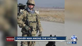 Denver man among those killed in Las Vegas mass shooting - Video
