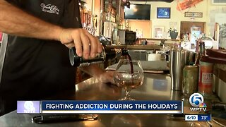 Fighting addiction during the holidays