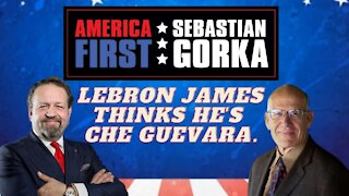 LeBron James thinks he's Che Guevara. Victor Davis Hanson with Dr. Gorka on AMERICA First