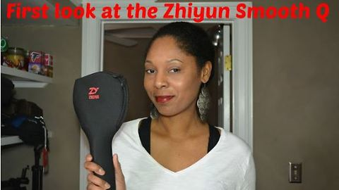 Tech Review: Zhiyun Smooth Q