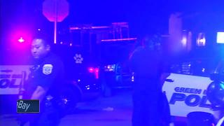 Standoff in Green Bay ends peacefully - Video