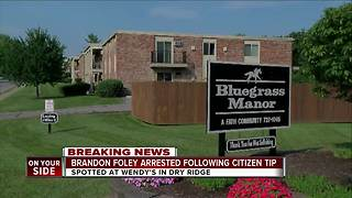 Erlanger kidnapping suspect in custody after citizen tip - Video