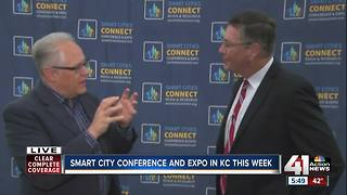 Smart City Conference and Expo in KC this week - Video