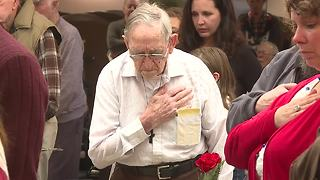 Veterans Day Ceremony at the Idaho State Veterans Home honors those who serve - Video