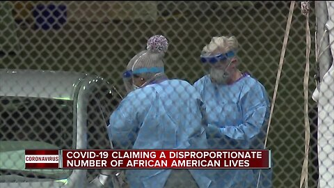COVID-19 claiming a disproportionate number of African American lives
