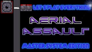 Let's Play Everything: Aerial Assault