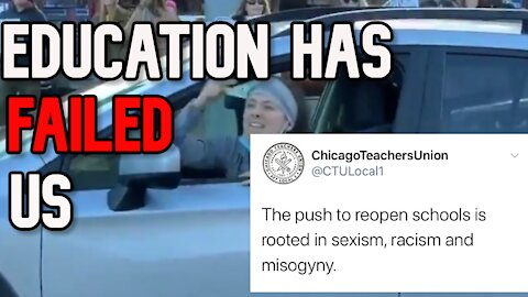 """""""F*** you i'm a teacher"""" 