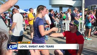 Milestones reached at Rock Hall Half Marathon