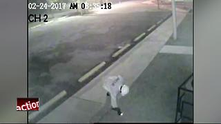 Deputies release video of mosque arsonist