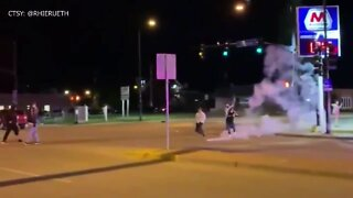 Green Bay Police enact curfew after protests turn violent