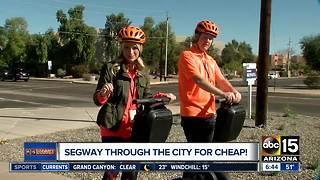 Exclusive: Ride a Segway through Scottsdale and Tempe for half the price!