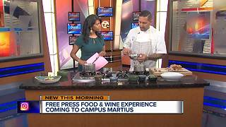 Freep Food & Wine Experience - Video