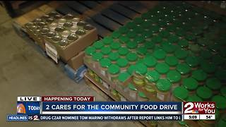 Donate your nonperishable items to Food Bank on Wednesday - Video