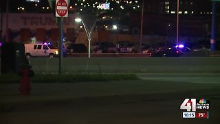Three people in custody after shots fired at KCPD officer