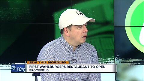 """Paul Wahlberg on Wahlburgers: """"It's chef-driven."""""""