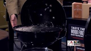 The perfect tailgating grill is here - Video